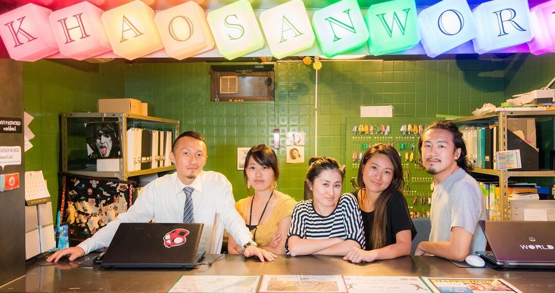 カオサンワールド浅草旅館&ホステル
